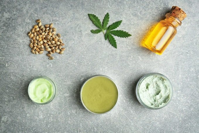 CBD Topical and Oral Products