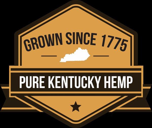 Cornbread Hemp CBD... Pure Kentucky
